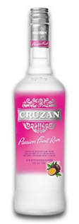Cruzan Rum Passion Fruit 750ml